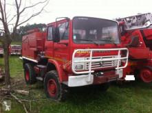 Lastbil citernelastbil til skovbrand Renault 85 150 TI