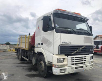 Volvo heavy equipment transport truck FH12 420