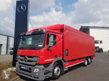 Kamion Mercedes Actros Actros 2541 L Getränkepritsche LBW RFK Schiebepl dodávka míchadlo použitý