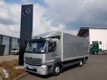 Camion furgone Mercedes Atego Atego 821 L Koffer + LBW Klima Spoiler Kamera
