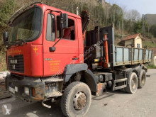 Camion MAN 19.414 benne TP occasion
