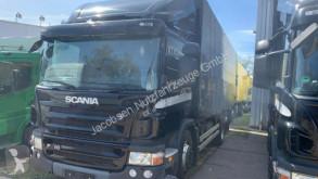 Camion Scania P P310*GetränkeOrten*Doppel AHK*LBW*KM Original furgone trasporto bibite usato
