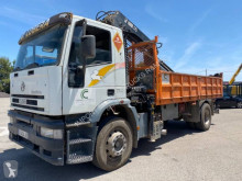 Camion Iveco Eurocargo 190 E 27 benne TP occasion
