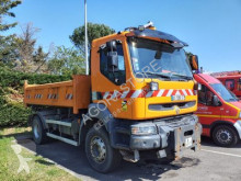 Camion Renault KERAX380 benne occasion
