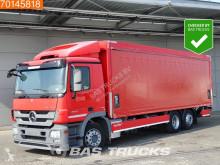 Camion Mercedes Actros 2541 rideaux coulissants (plsc) occasion