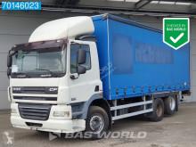 DAF CF 85.410 truck used tautliner
