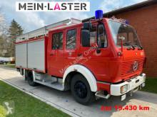 Camión bomberos Mercedes 1222 Feuerwehr Doppelkabine LF16 nur 19.430 km