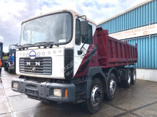 Camion ribaltabile MAN 33.364DFK FULL STEEL (EURO 2 / ZF16 MANUAL GEARBOX / FULL STEEL SUSPENSION / REDUCTION AXLES)