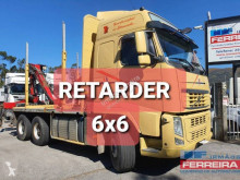 Volvo FH 500 Globetrotter truck used timber