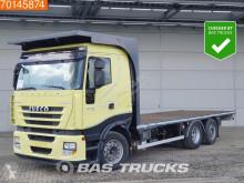 Camião estrado / caixa aberta Iveco Stralis 500