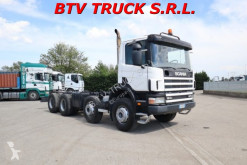 Camion Scania 124 470 MOTRICE 4 ASSI A TELAIO 8X4