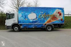 Camion Mercedes Atego Atego1224 Eis/Ice-33°CTüren4+4+2 Klima Euro5 LBW frigo occasion