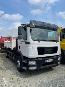 Kamion MAN TGM 15.250 dvojitá korba použitý