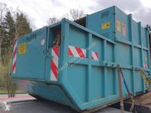 Container 10 m³ Preßcontainer für Absetzkipper , eigene 380 V Hydraulik , mehrfach vorhanden .