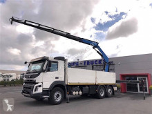 Camion Volvo FMX 450 plateau ridelles occasion