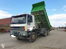 DAF CF85 340 truck used two-way side tipper