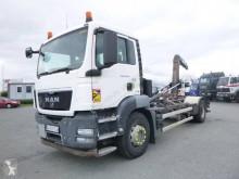Camión MAN TGS 18.320 Gancho portacontenedor usado