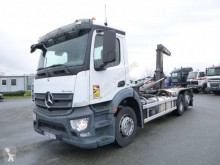 Mercedes Antos 2540 truck used hook lift