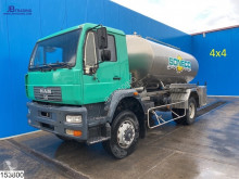MAN 18 280 truck used tanker