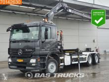 Lastbil polyvagn Mercedes Actros 2536