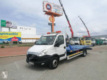 Camion Iveco Daily 70C21 porte voitures occasion