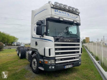Camion Scania L 164L580 châssis occasion