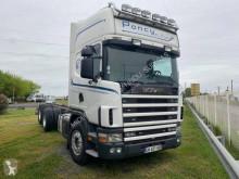 Camion Scania L 164L580 telaio usato