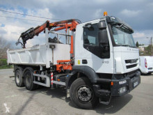 Iveco Eurotrakker 260 truck used two-way side tipper