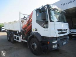 Kamion Iveco Eurotrakker 260 dvojitá korba použitý