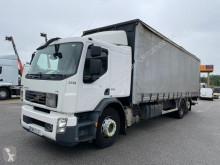 Lastbil Volvo FE 320 skjutbara ridåer (flexibla skjutbara sidoväggar) begagnad