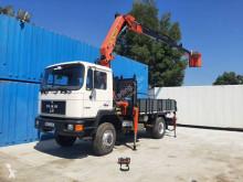 Kamion plošina standardní MAN 18.232