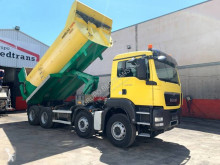 Camion MAN TGS 41.480 benne occasion
