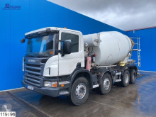 Kamion Scania P 380 beton frézovací stroj / míchačka použitý