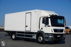 Camion MAN TGM / 15.250 / EURO 6 / ACC / IZOTERMA + WINDA isotermico usato