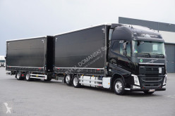 Volvo FH / 500 / XXL / ACC / EURO 6 / ZESTAW PRZEJAZDOWY + remorque rideaux coulissants truck used tautliner