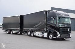 Camion Volvo FH / 500 / XXL / ACC / EURO 6 / ZESTAW PRZEJAZDOWY + remorque rideaux coulissants rideaux coulissants (plsc) occasion