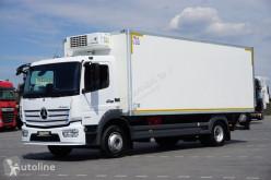 MERCEDES-BENZ / ATEGO / 1223 / EURO 6 / CHŁODNIA + WINDA / 15 PALET / MAŁY PRZ truck used refrigerated