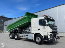 Camion Volvo FMX380 hp Automatic dump tip truck Mercedes-Scania ribaltabile usato