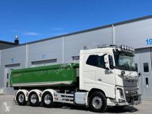 Camion Hiab Volvo FH16 750 hp XR26SL 8x4 dump truck Automatic benă second-hand