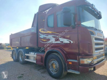 Camion benne Scania Granate 124 G470 6x4 Special truck Tipper-Tractor