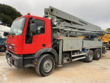 Iveco Eurotrakker 380 truck used concrete pump truck