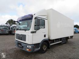 Ciężarówka furgon MAN TGL 7.150 4x2 Euro 4