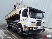 Kamion Scania 93 280 lames/steel francais korba použitý