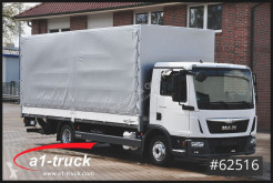Camión MAN TGL MAN 8.180 4x2 BL, TÜV neu lona corredera (tautliner) usado