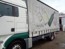 Camion rideaux coulissants (plsc) MAN TGA 18.440