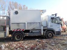 Vrachtwagen Mercedes Atego 1323 tweedehands hoogwerker