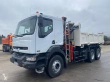 Kamion dvojitá korba Renault Kerax 320 DCI