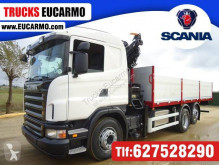 Camion Scania P 420 plateau occasion