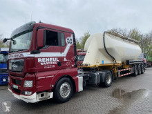 MAN TGX tractor-trailer used tanker