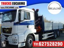 Camion MAN platformă second-hand